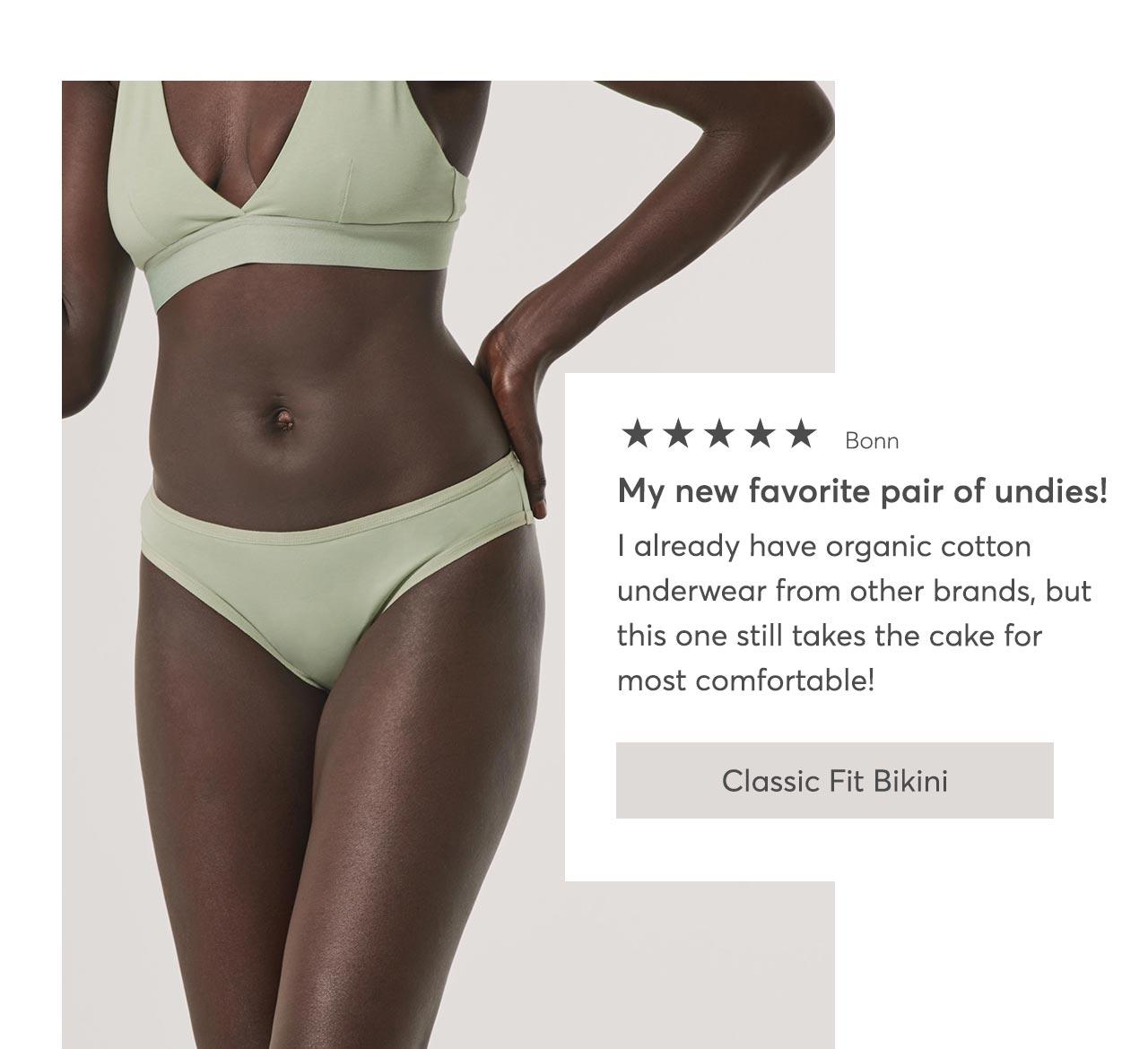 Classic Fit Bikini