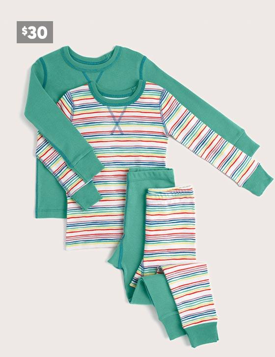 Dream Big Pajamas 2-Pack $30
