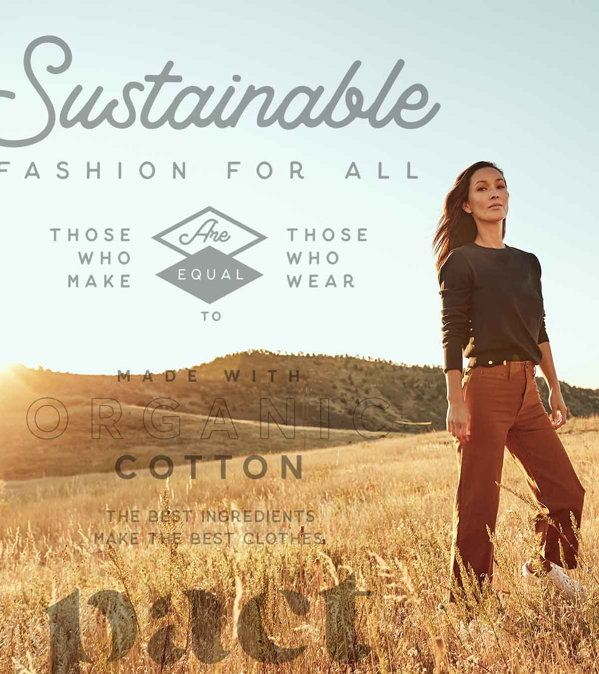 pact clothing sustainably sourced clothing